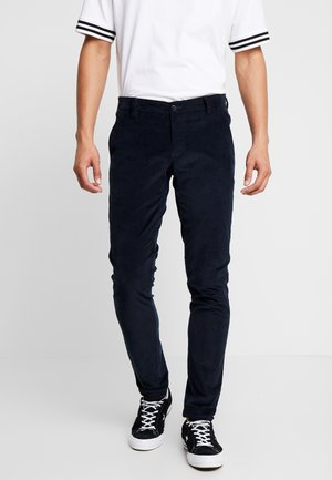 NANTES - Trousers - navy