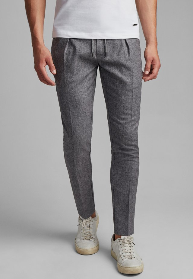 BLAKE - Trousers - dark grey