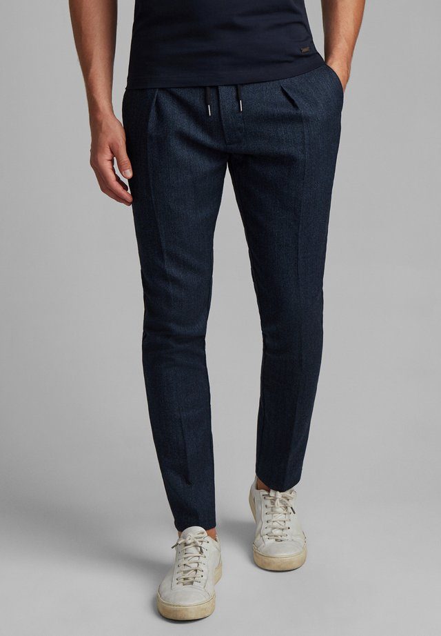 BLAKE - Trousers - blue