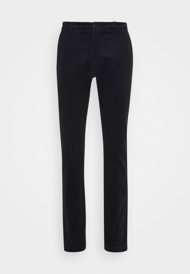 FRED - Trousers - navy
