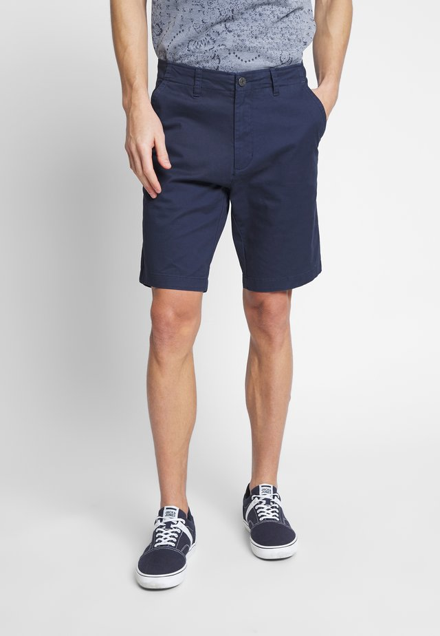 EVEN TAILORED - Shortsit - blue