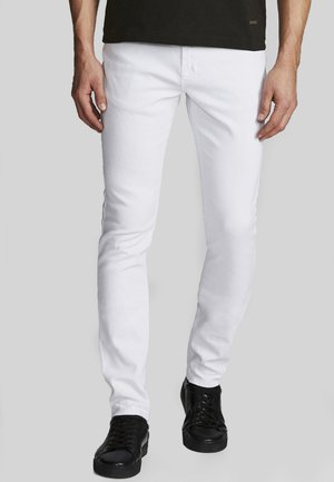 NEAL - Slim fit jeans - white