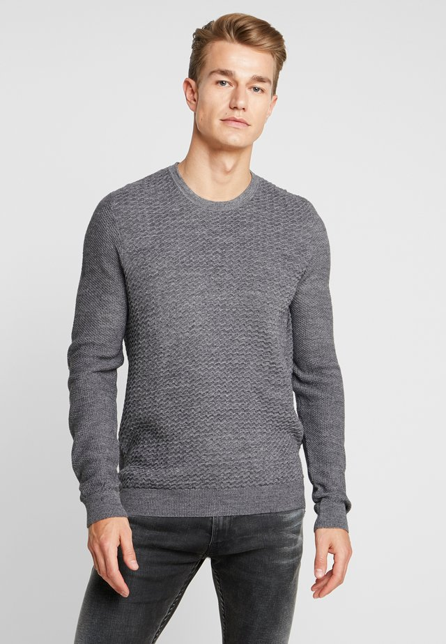 STAR - Strickpullover - grey