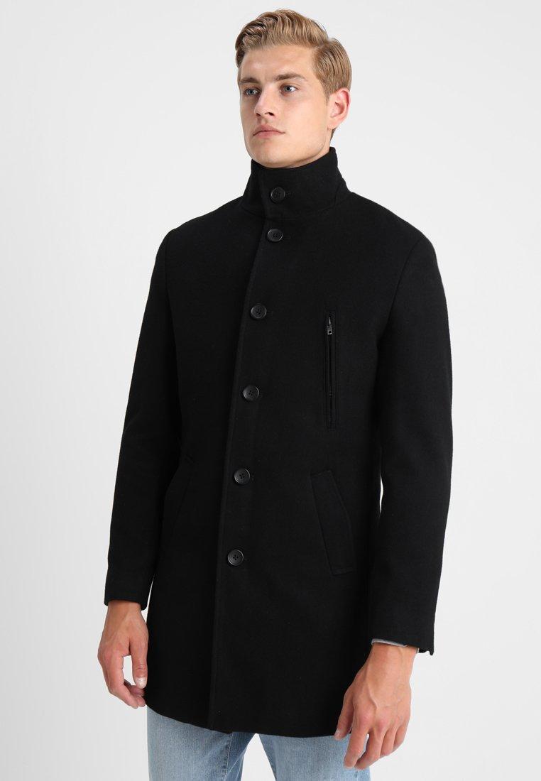Bruun & Stengade - COLORADO - Classic coat - black