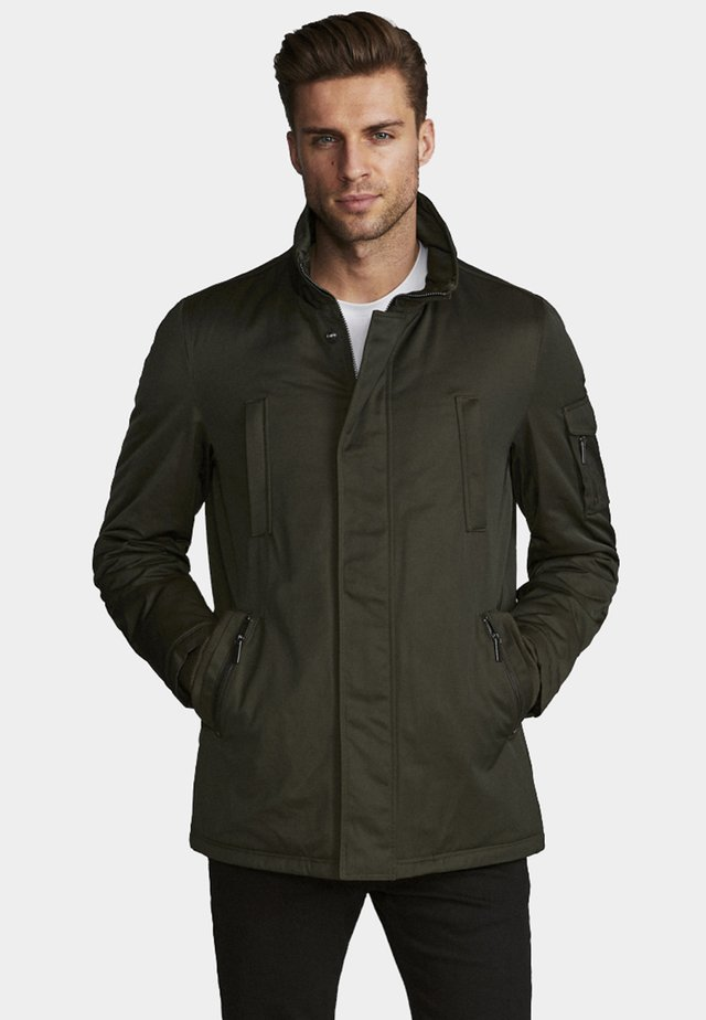 NEBRASKA - Light jacket - green