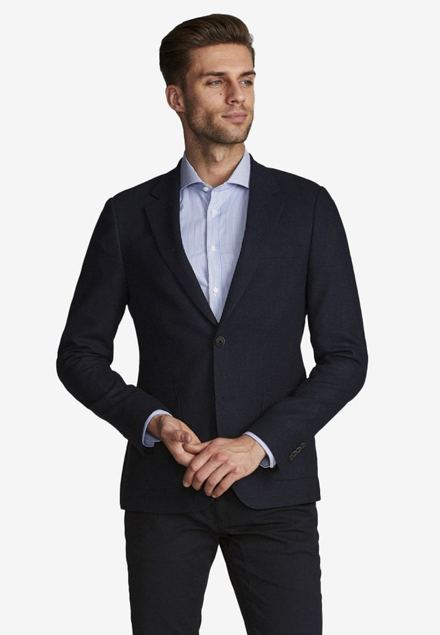 BS MANCINI - Blazer jacket - navy
