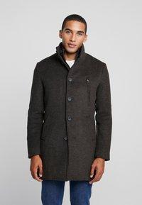 Bruun & Stengade - ARIZONA - Zimní kabát - brown - 0
