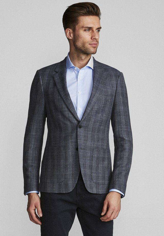 NERI - Blazer jacket - grey