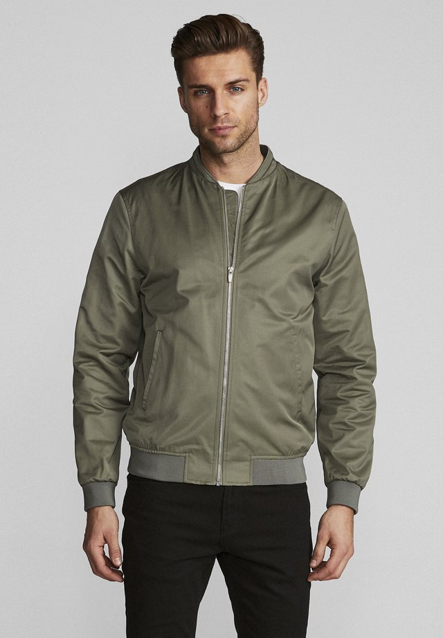 Bomber Jacket - green