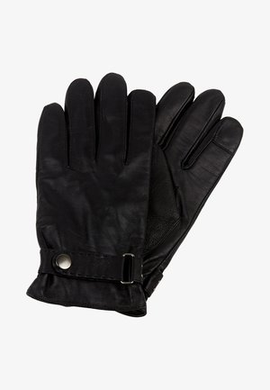 GROVER - Gants - black