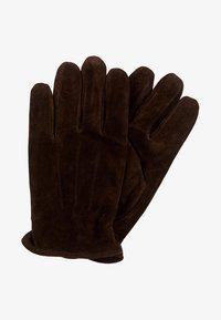 Bruun & Stengade - RIZZO - Gloves - brown - 0