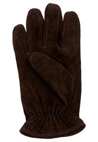 Bruun & Stengade - RIZZO - Gloves - brown - 2