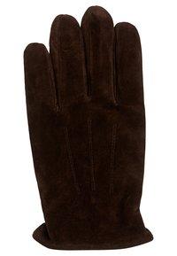 Bruun & Stengade - RIZZO - Gloves - brown - 1