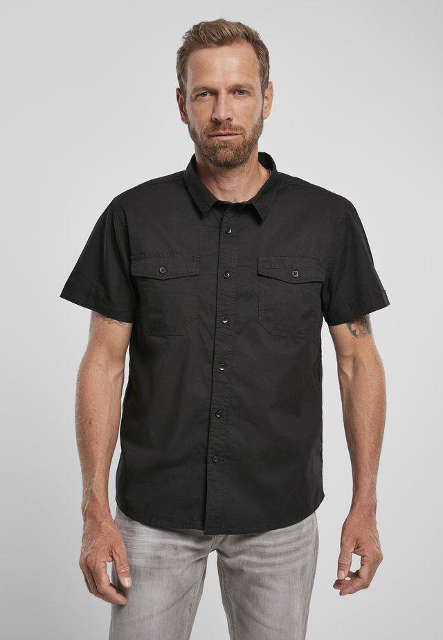 Shirt - black/charcoal