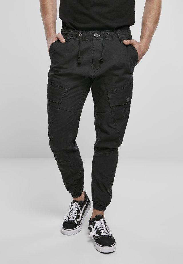 Pantalon cargo - olive