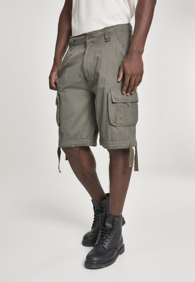 BRANDIT ACCESSOIRES URBAN LEGEND CARGO SHORTS - Shorts - wood camo