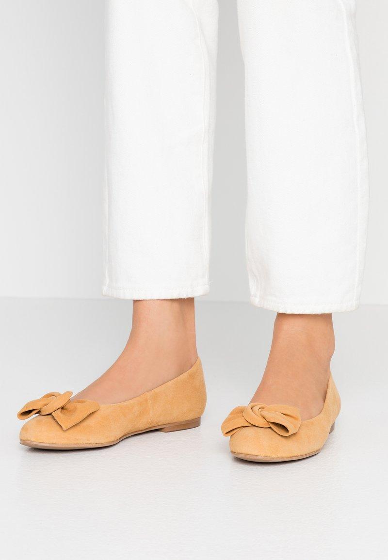 Brenda Zaro Wide Fit - WIDE FIT CARLA - Ballet pumps - aroine