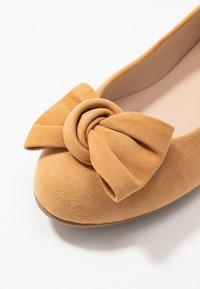 Brenda Zaro Wide Fit - WIDE FIT CARLA - Ballet pumps - aroine - 2