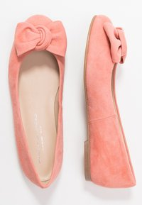 Brenda Zaro Wide Fit - WIDE FIT CARLA - Ballet pumps - camelia - 3