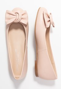 Brenda Zaro Wide Fit - WIDE FIT CARLA - Ballet pumps - pale - 3