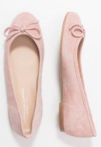 Brenda Zaro Wide Fit - WIDE FIT CARLA - Ballet pumps - nude - 3