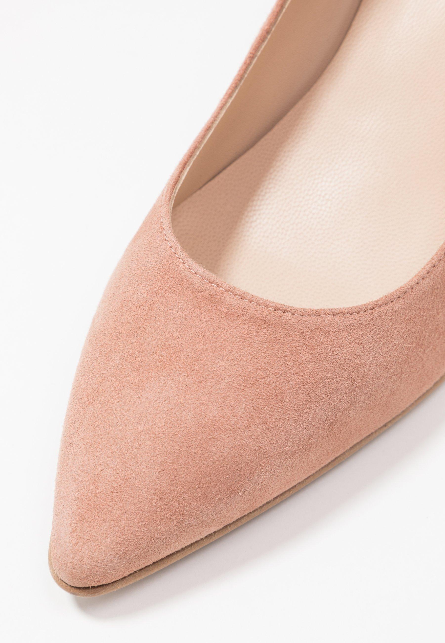 Brenda Zaro Wide Fit WIDE FIT BENETT - Classic heels - tuscany