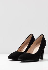 Brenda Zaro Wide Fit - WIDE FIT BIBI - High heels - nero - 4