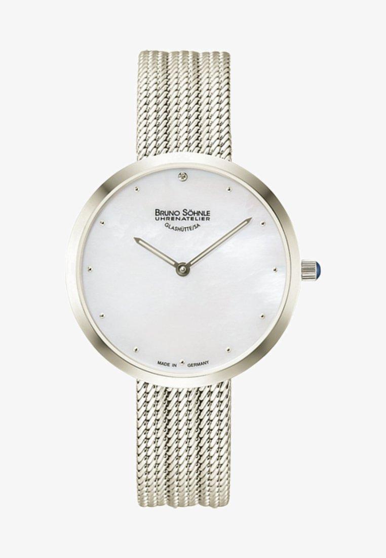Bruno Söhnle - Uhr - silver