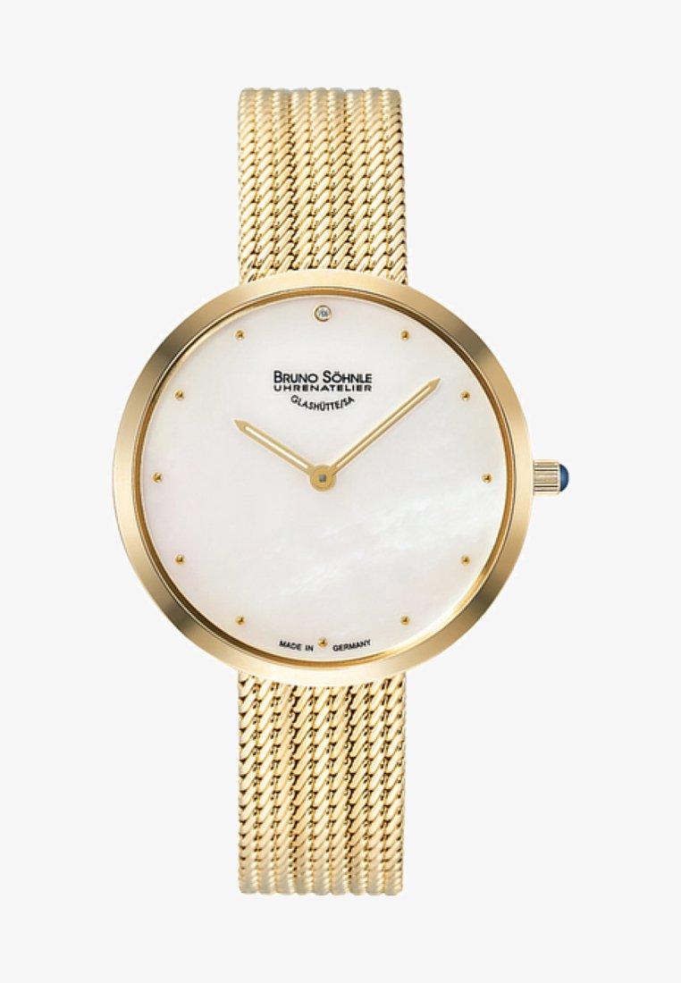 Bruno Söhnle - Uhr - gold-coloured