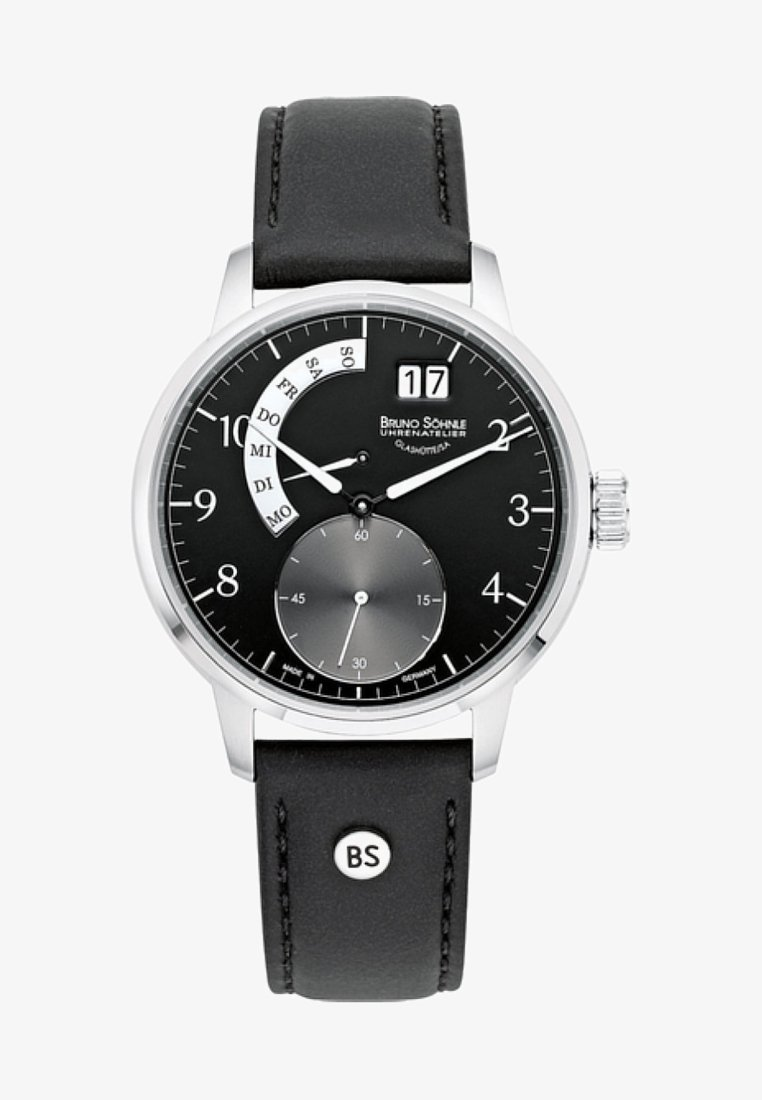 Bruno Söhnle - Chronograph watch - black