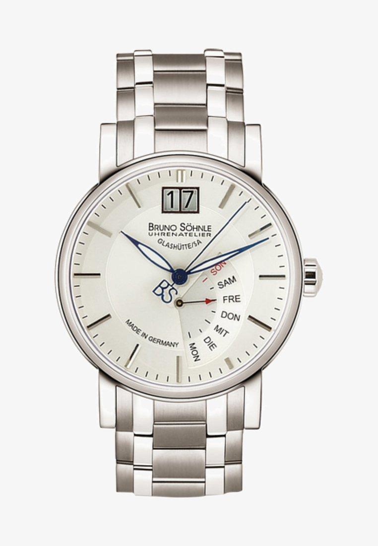 Bruno Söhnle - Watch - silver-coloured