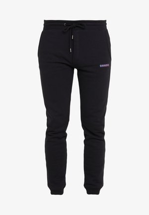 PANTS MAN SMALL BOOM - Jogginghose - black