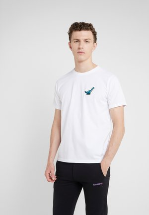 SMALL DINOSAUR - T-Shirt print - white