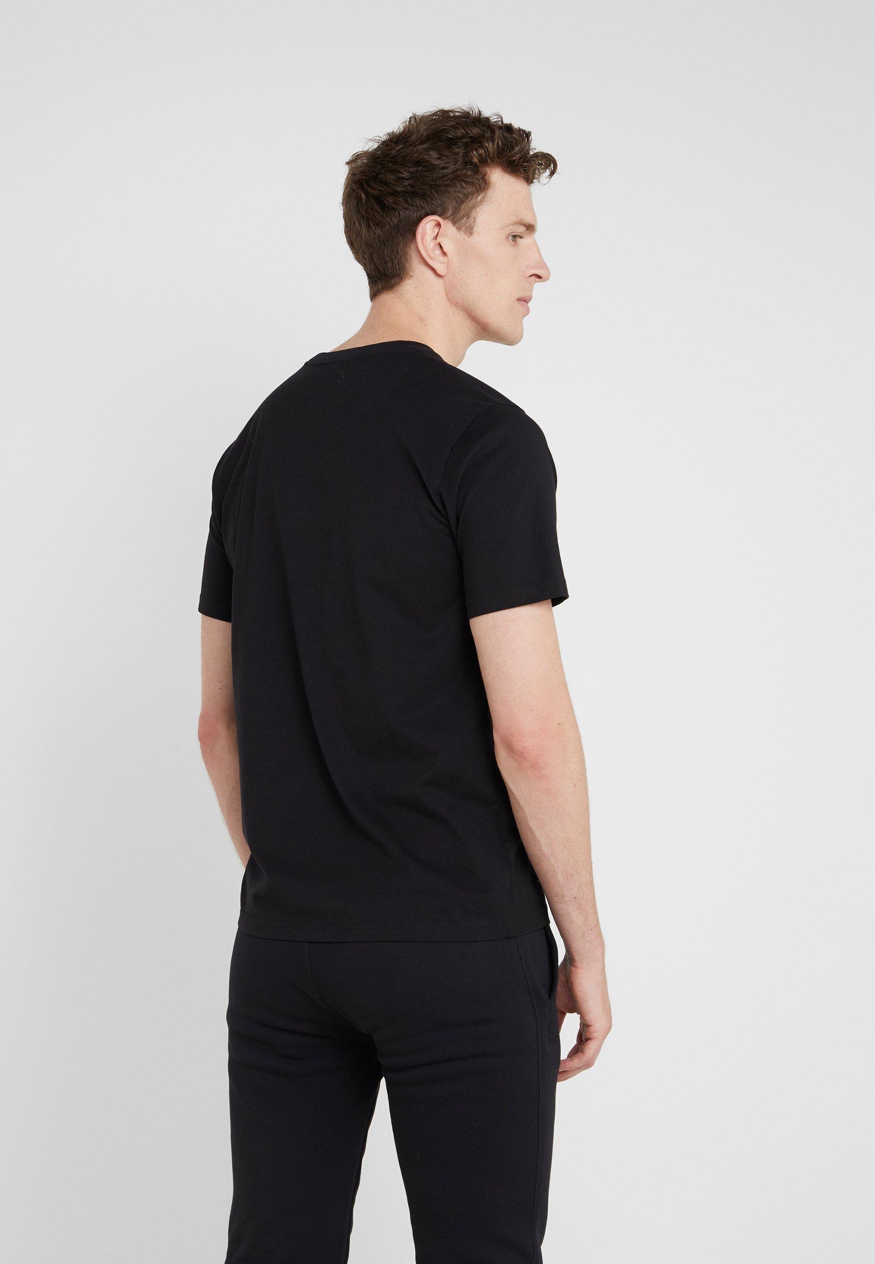 PEPPERT SMALL Shirt Bricktown print black v0OmNnyw8