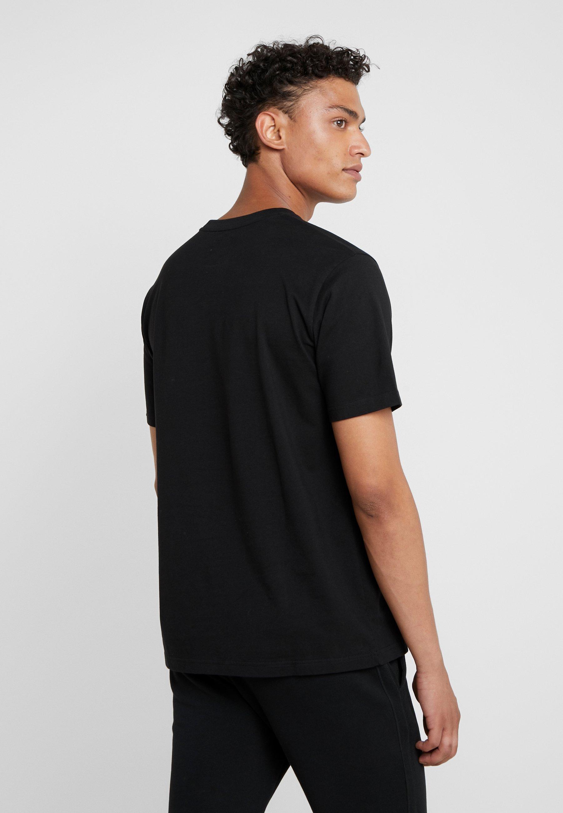 SpaceshipT shirt Imprimé Bricktown Small Black kiXZOPuT