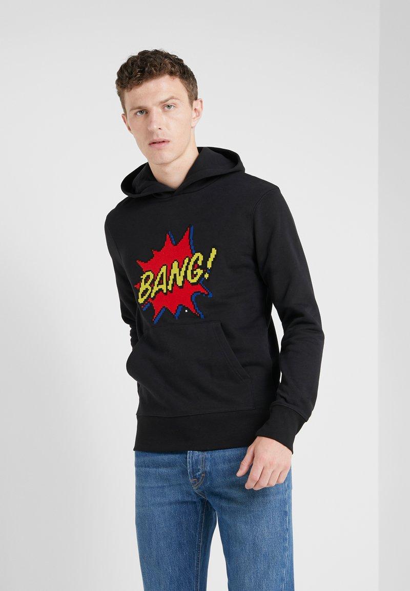 Bricktown - HOODIE BIG BANG - Hættetrøjer - black