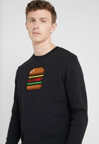 Bricktown - BIG BURGER - Sweatshirt - black - 4