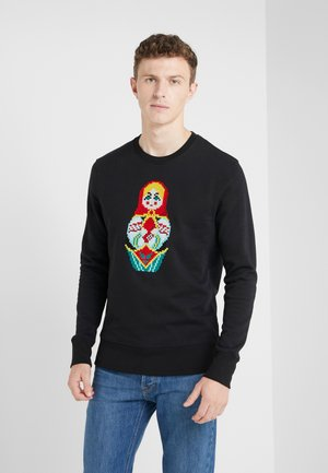 BIG MATRIOCHKA - Sweatshirt - black