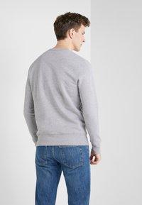 Bricktown - BIG DINOSAUR - Sweatshirt - heather grey - 2