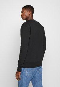 Bricktown - BOO GHOST BIG - Sweatshirt - black - 2