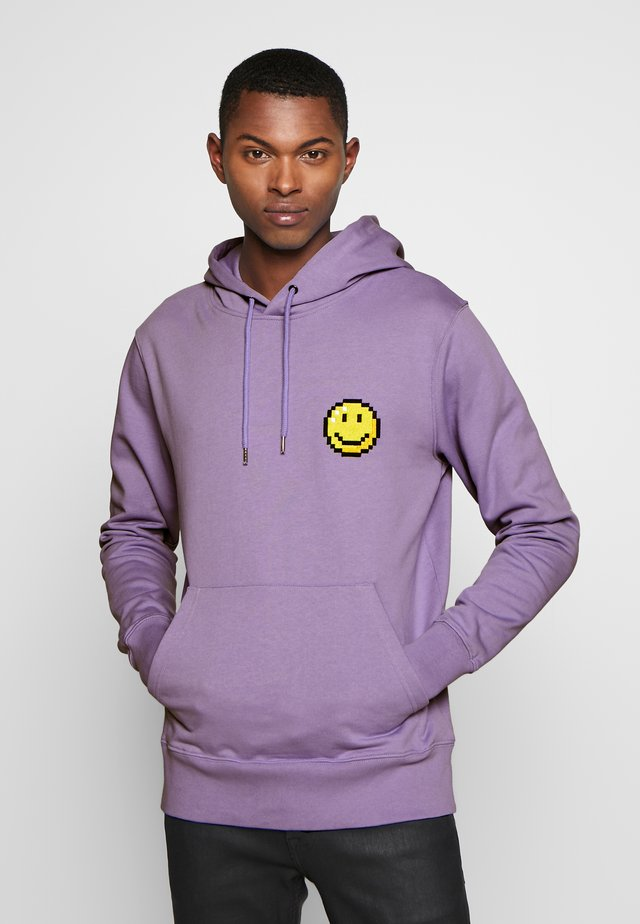 HOODIE - Jersey con capucha - violet