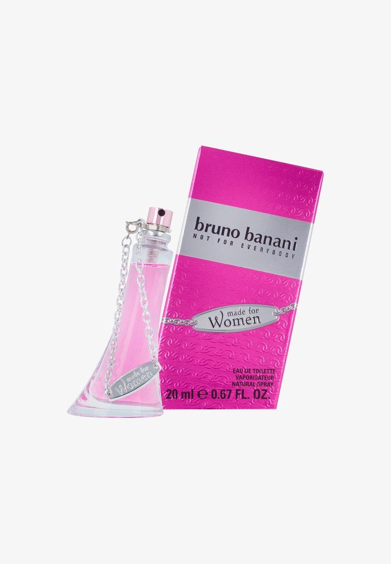 Bruno Banani Fragrance - BRUNO BANANI MADE FOR WOMAN EAU DE TOILETTE - Eau de Toilette - -