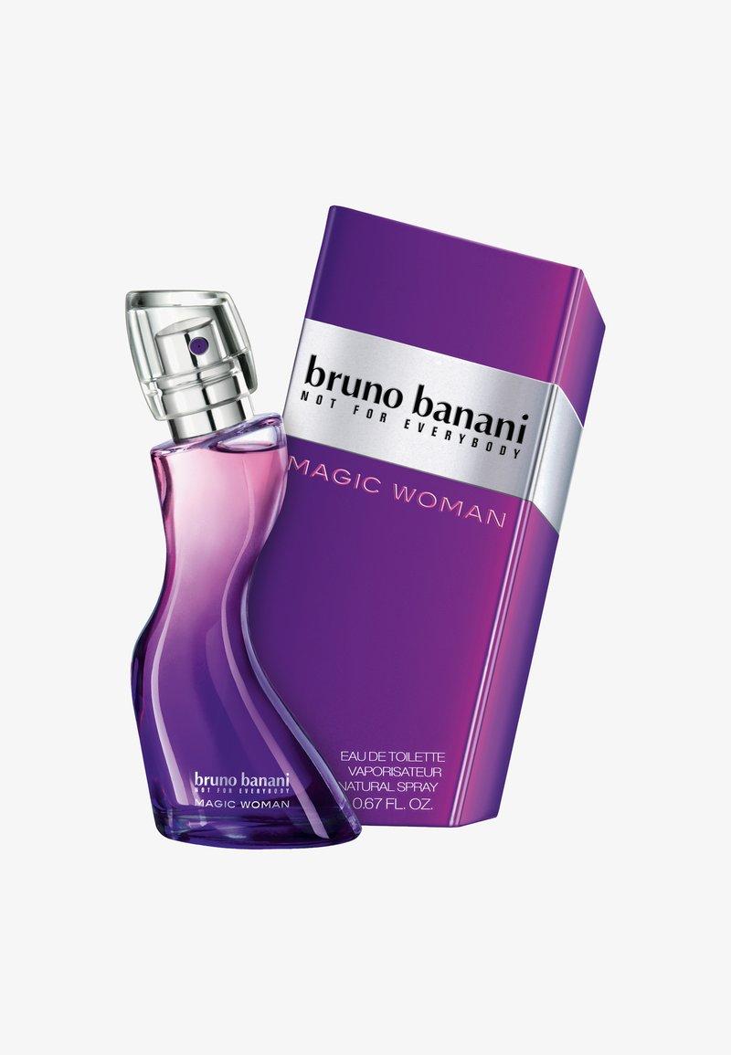 Bruno Banani Fragrance - BRUNO BANANI MAGIC WOMAN EAU DE TOILETTE - Eau de Toilette - -