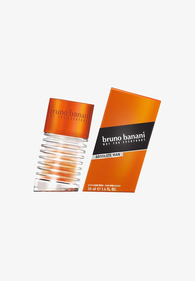 Bruno Banani Fragrance - BRUNO BANANI ABSOLUTE MAN AFTER SHAVE SPRAY 50ML - After Shave - -