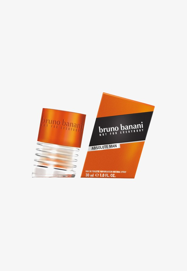 BRUNO BANANI ABSOLUTE MAN EAU DE TOILETTE 30ML - Eau de Toilette - -