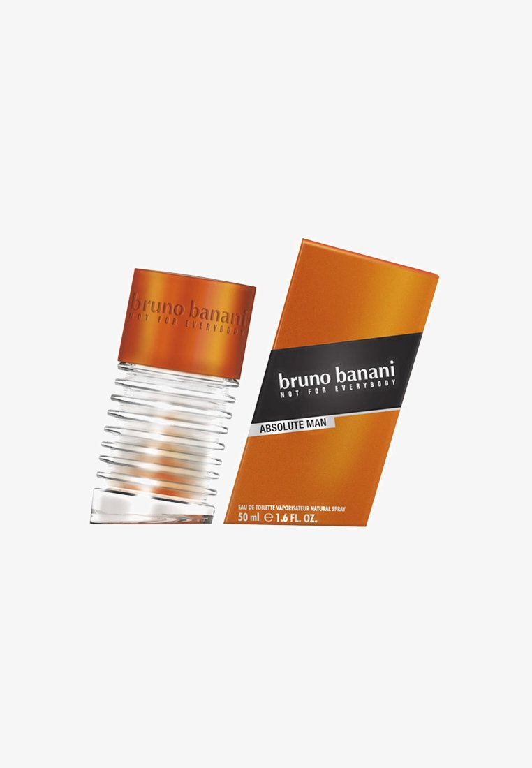 Bruno Banani Fragrance - BRUNO BANANI ABSOLUTE MAN EAU DE TOILETTE 50ML - Eau de Toilette - -