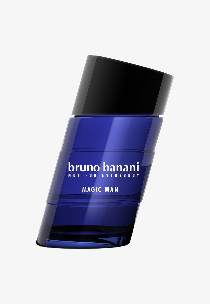 Bruno Banani Fragrance - BRUNO BANANI MAGIC MAN EAU DE TOILETTE 50ML - Eau de Toilette - -