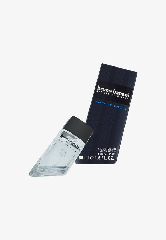 BRUNO BANANI ABOUT MEN EAU DE TOILETTE 50ML - Eau de Toilette - -