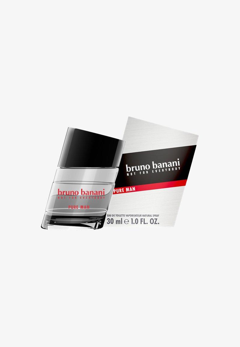 Bruno Banani Fragrance - BRUNO BANANI PURE MAN EAU DE TOILETTE 30ML - Eau de Toilette - -