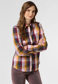 brookshire - Button-down blouse - yellow/marine - 0